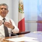 Roberto Salcedo Aquino, nuevo secretario de la Función Pública