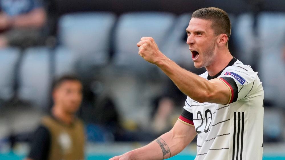 Alemania resucita a ritmo de Gosens en la Eurocopa - Robin Gosens Alemania