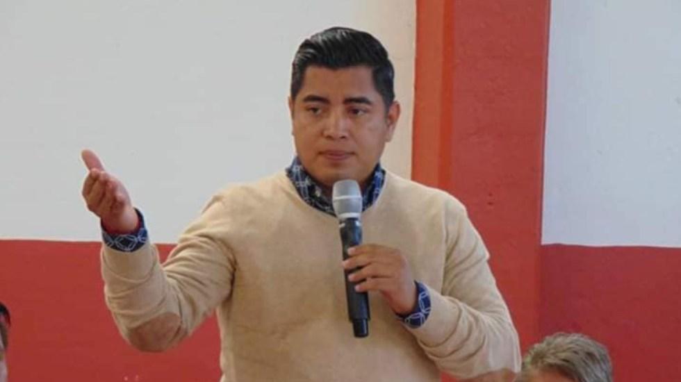 Atacan a candidato de Fuerza por México a una alcaldía en Puebla - Rubero Suárez Salgado Fuerza por México Puebla Izúcar de Matamoros Suárez Salgado