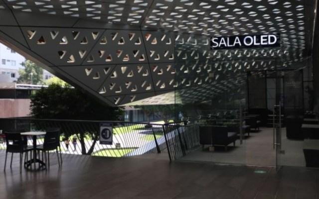 La primera sala de cine OLED del mundo, idea de dos mexicanos - Sala OLED LG en la Cineteca Nacional.