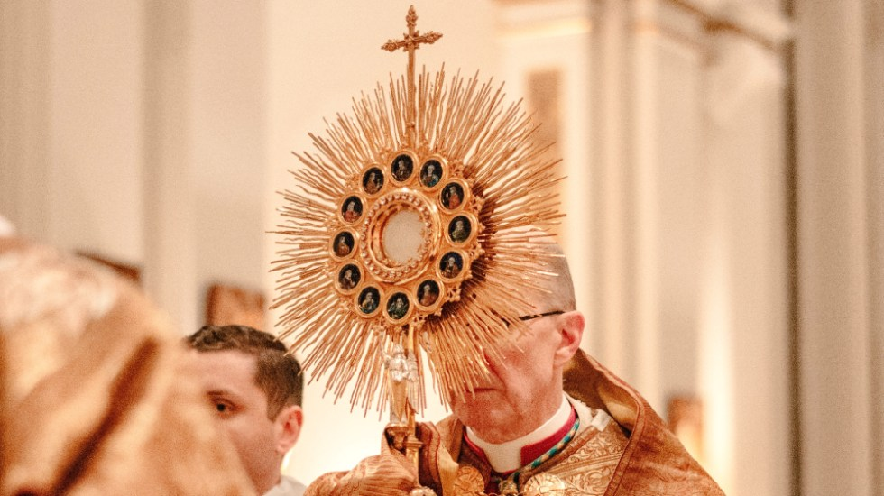 ¿Por qué la Iglesia celebra el Jueves de Corpus Christi? - Santísimo Sacramento Corpus Christi