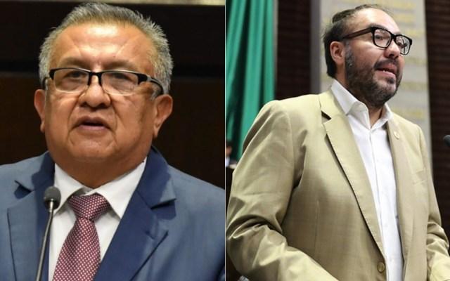 Diputados solicitan periodo extraordinario para discutir desafueros de Huerta y Toledo - desafueros Sección Instructora Saúl Huerta y Mauricio Toledo
