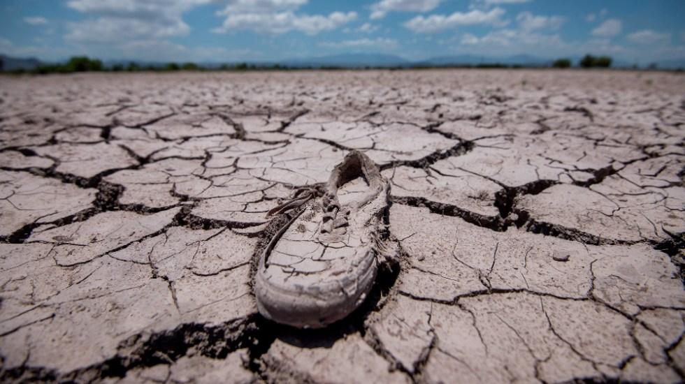 Expertos lamentan que México abandone su compromiso climático en plena sequía - sequía México Coahuila