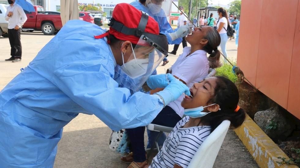 En México hay tres variantes de preocupación de COVID-19 - variantes Tabasco COVID-19 coronavirus pandemia epidemia tercera ola 2