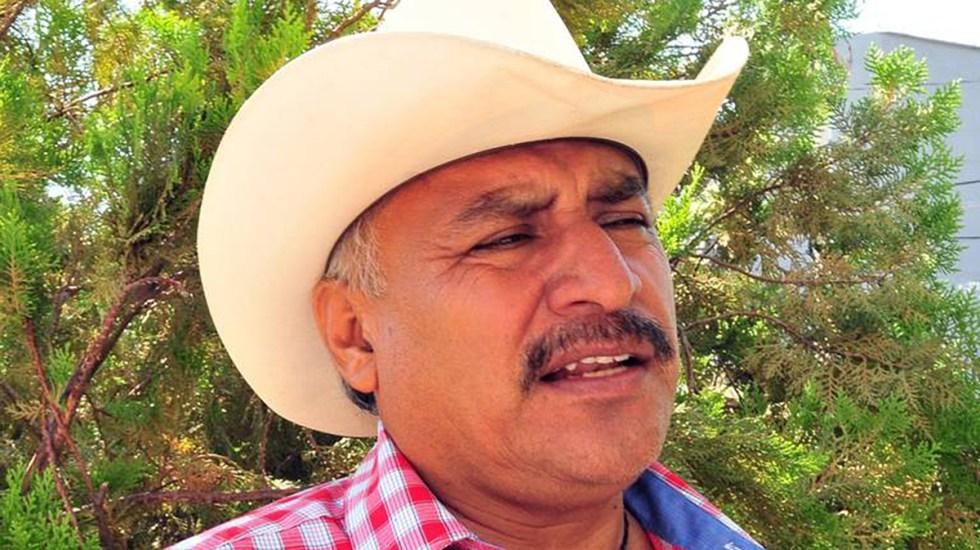 Detienen a segundo sospechoso por asesinato de Tomás Rojo, líder yaqui - Tomás Rojo, líder yaqui. Foto de El Sol de México