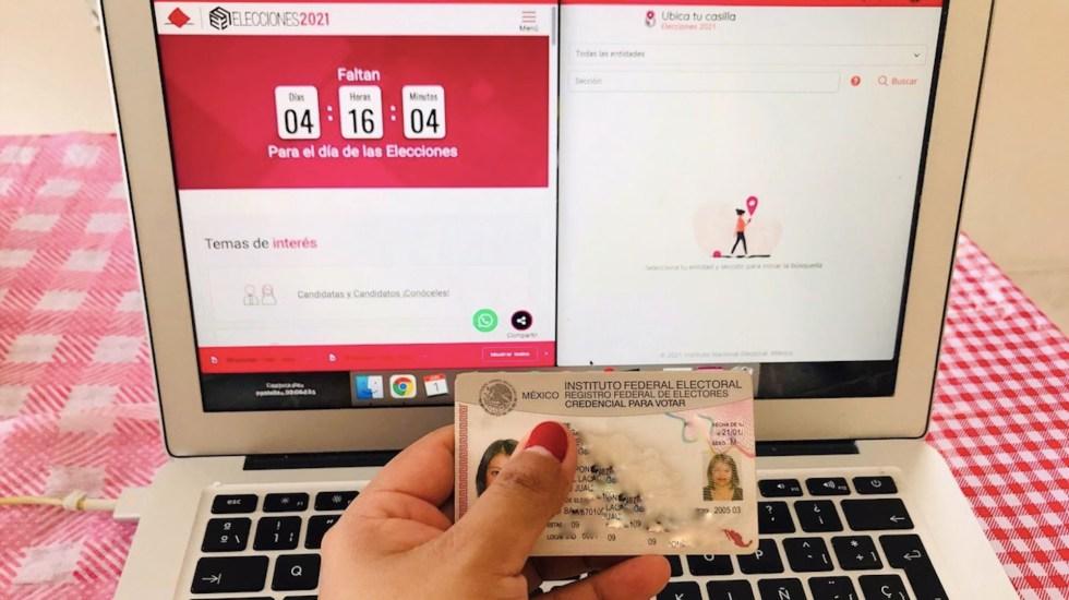 Cómo ubicar la dirección exacta de las casillas para votar - Cómo ubicar la dirección exacta de las casillas para votar. Foto de López-Dóriga Digital