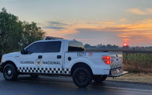 Da López Obrador 50 mil millones de pesos extra a la Guardia Nacional - vehículo de la Guardia Nacional