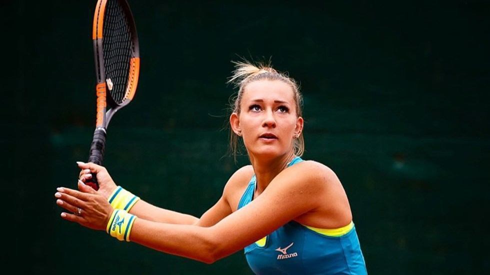 Detienen a tenista por amaño de partidos en Roland Garros - Yana Sizikova. Foto de @yana_sizikova