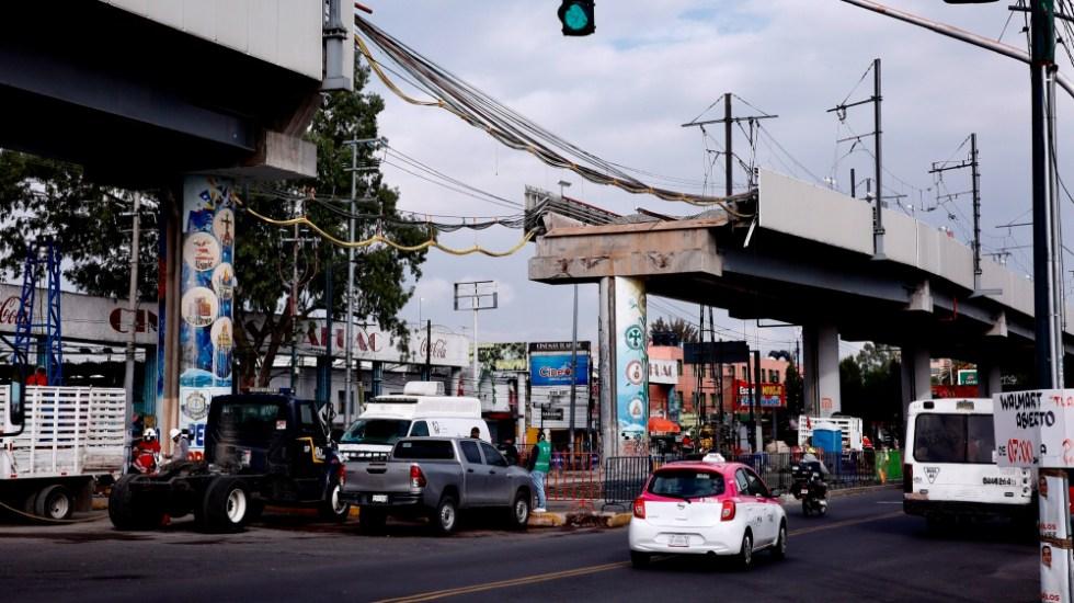 Gobierno Federal ayudará a CDMX a reactivar Línea 12 del Metro; habrá reunión AMLO-Sheinbaum esta semana - Zona cero Línea 12 Metro CDMX