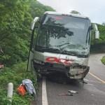 Oaxaca: Mueren 4 promotores de consulta popular en accidente carretero