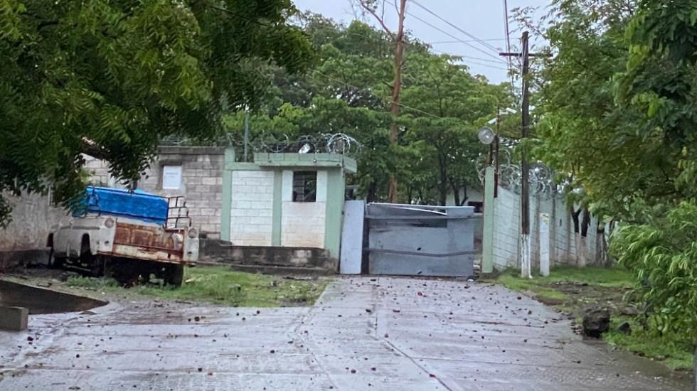 Queremos soluciones, no palmadas en la espalda: párroco de Aguililla sobre reunión con Gobierno Federal - Aguililla Michoacán cuartel