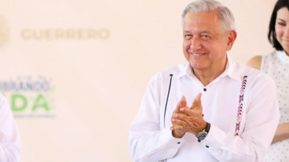 La democracia no puede fracasar: AMLO a unas horas de la consulta popular - AMLO Lopez Obrador expresidentes consulta