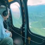 López Obrador culmina gira por Sinaloa y Durango; domingo va a Nayarit - AMLO López Obrador helicóptero