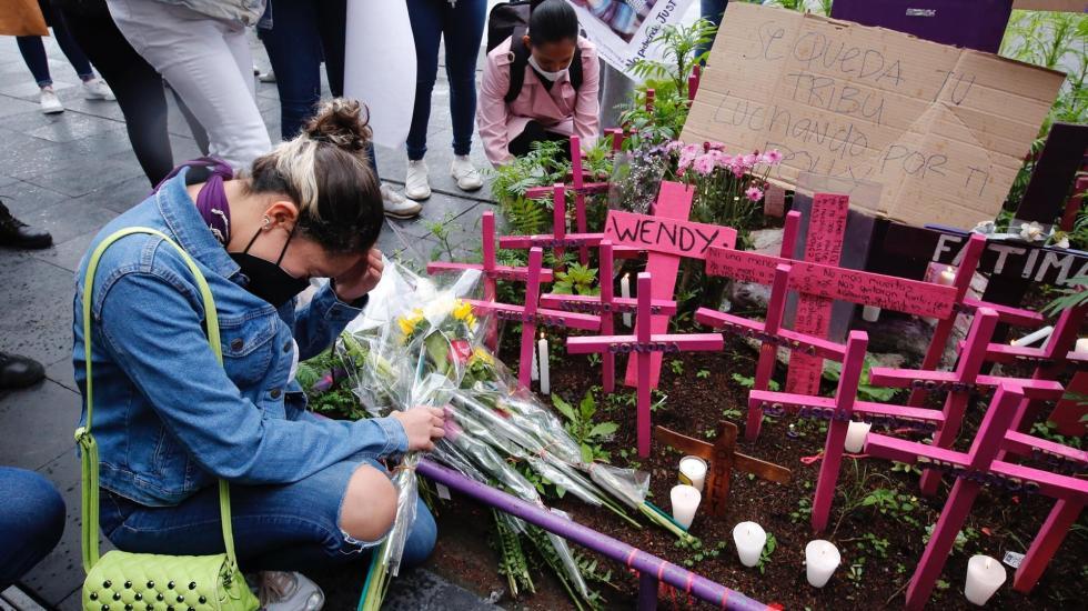 """Admite AMLO aumento de feminicidios; """"antes no se clasificaba como ahora"""", asegura - Foto: EFE/Carlos Ramírez"""