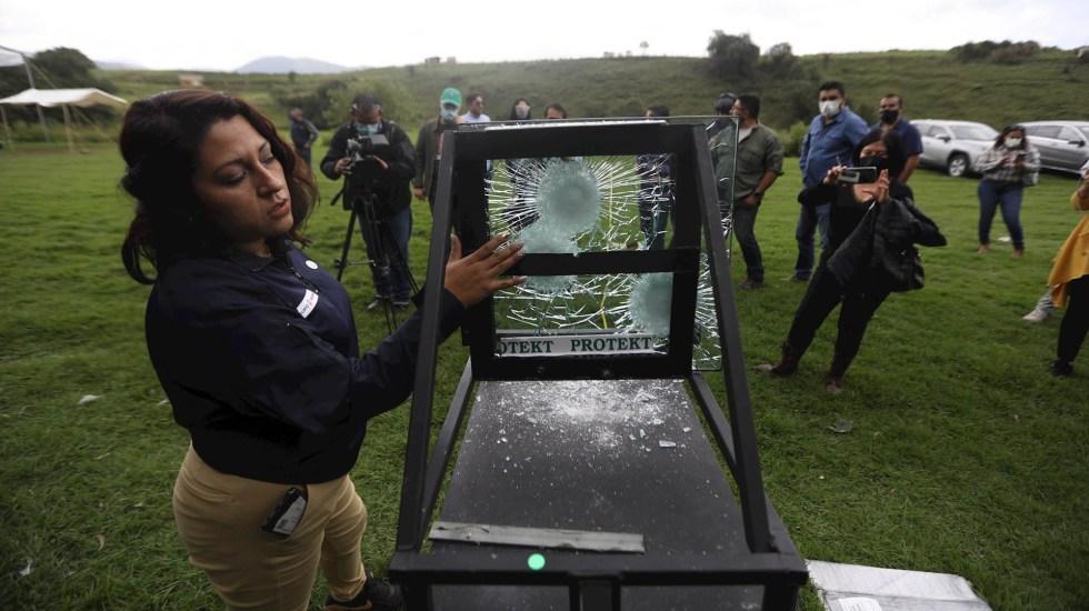 Industria del blindaje se diversifica ante violencia en México - Blindaje México violencia