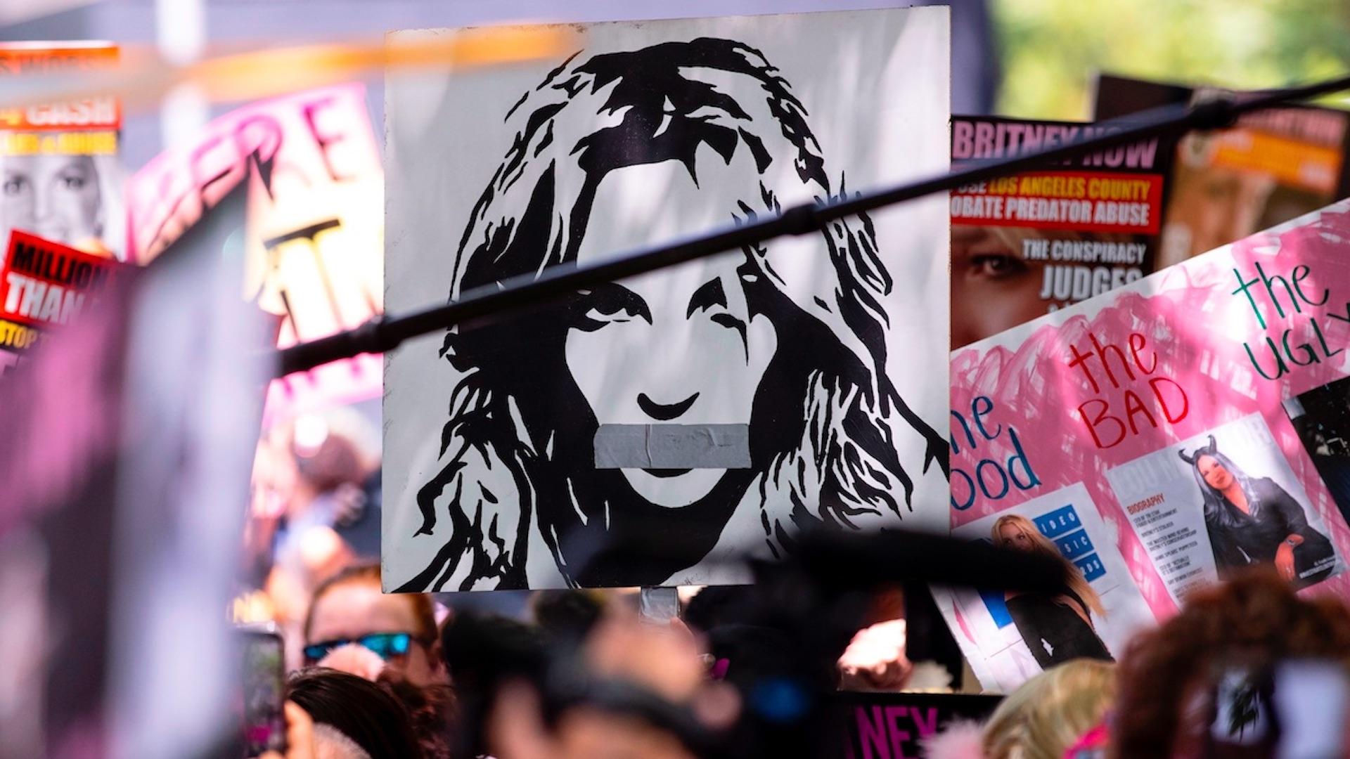 Britney Spears podrá contratar a su propio abogado. Foto de EFE