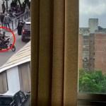 Continúan enfrentamientos en Caracas entre autoridades y delincuentes
