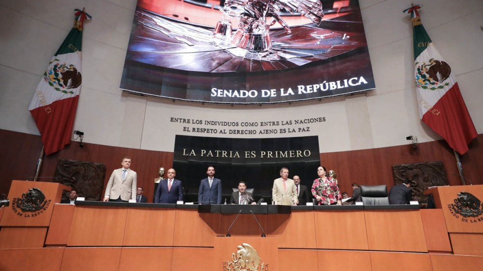 Senadores rechazan extraordinario para ley de revocación de mandato - Ley Revocación de Mandato Comisión Permanente Congreso de la Unión