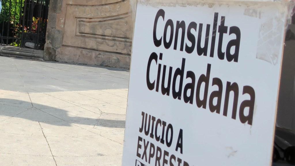 Este domingo, la primera consulta popular en México - Consulta Ciudadana Juicio a expresidentes