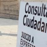 INE y oposición serán responsables si fracasa la consulta popular: Morena