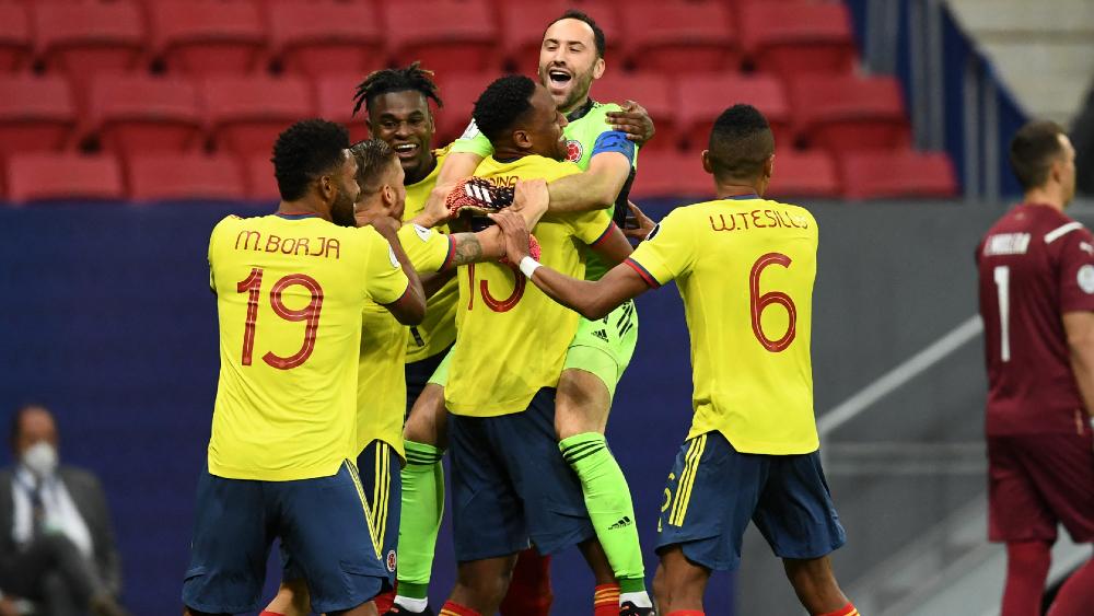 En penales, Colombia obtiene pase a semifinales de la Copa América - David Ospina Colombia Copa América