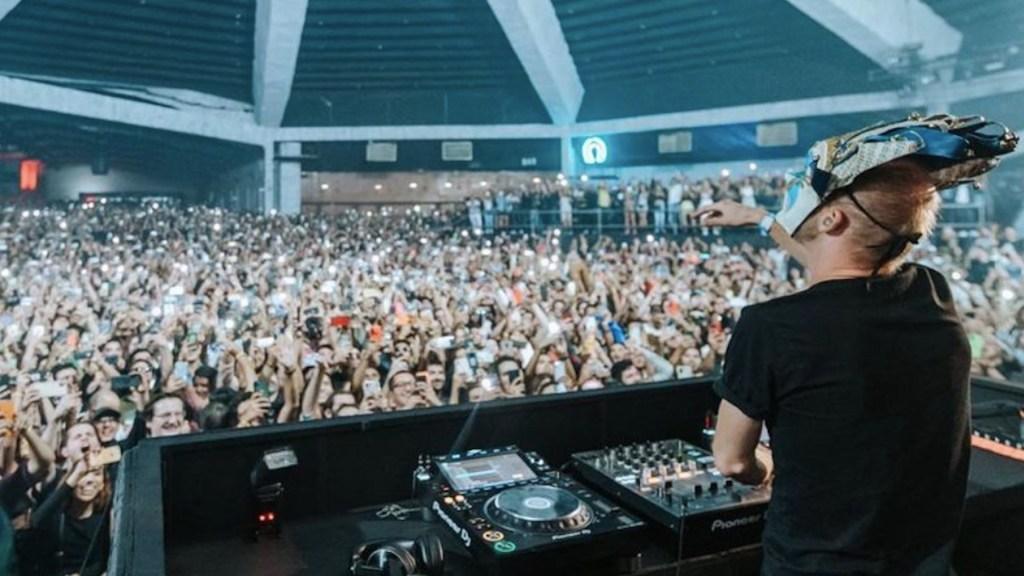 Hospitalizan al DJ alemán Boris Brejcha tras gira por México - Hospitalizan a DJ alemán tras gira por México. Foto de Instagram Boris Brejcha