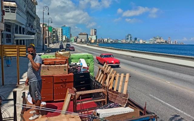 Ojo de la tormenta tropical Elsa está muy cerca de costa cubana - Elsa Cuba preparativos