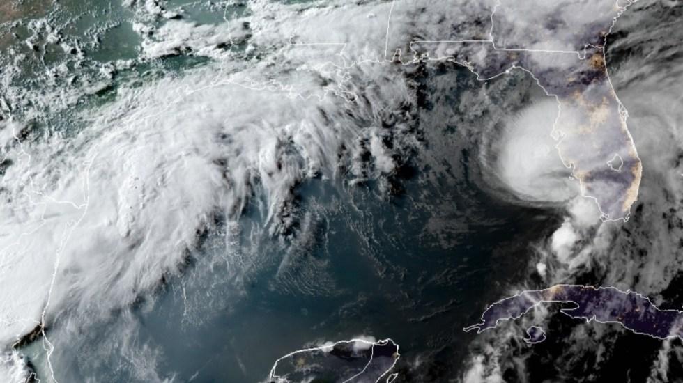Elsa se intensifica nuevamente a huracán mientras se aproxima a la costa oeste de Florida - Elsa Estados Unidos Florida