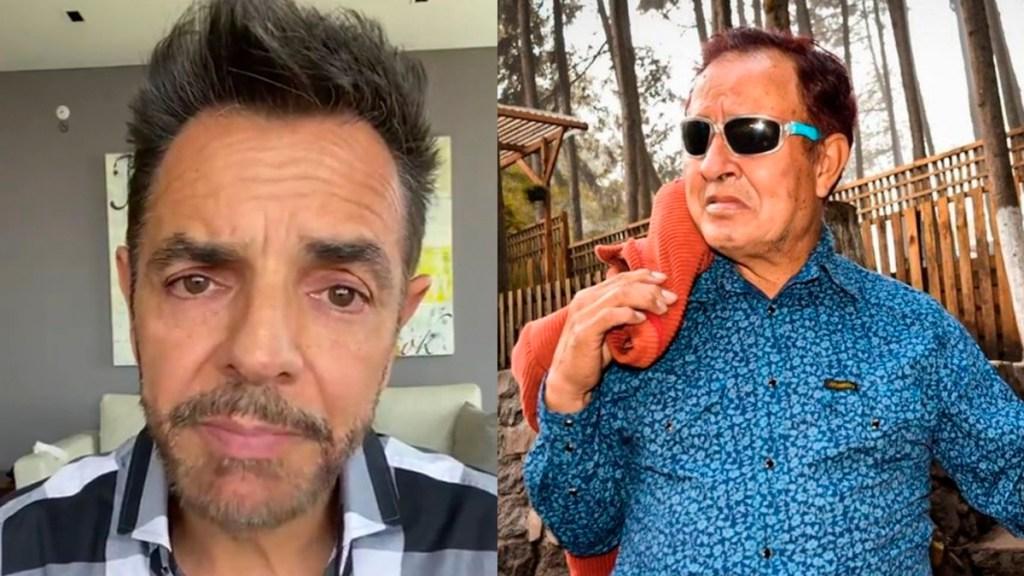 #Video La ayuda no se presume, responde Eugenio Derbez a críticas por hospitalización de Sammy - Eugenio Derbez y Sammy Pérez. Foto de Twitter / @sammyperez_xhderbez