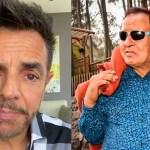#Video La ayuda no se presume, responde Eugenio Derbez a críticas por hospitalización de Sammy