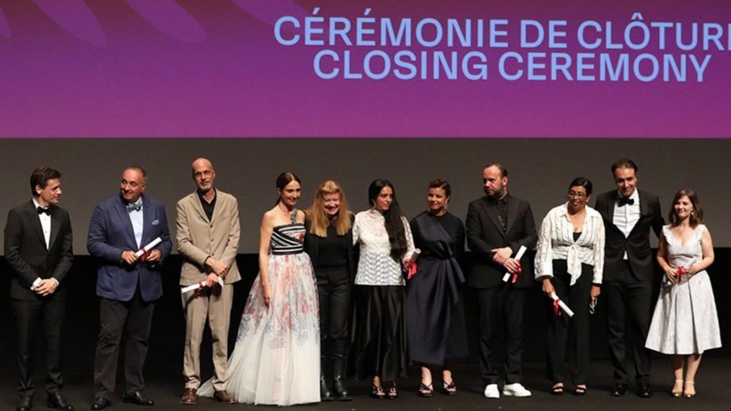 México triunfa en la sección Una Cierta Mirada de Cannes - México triunfa con en la sección Una Cierta Mirada de Cannes. Foto de Twitter @Festival_Cannes