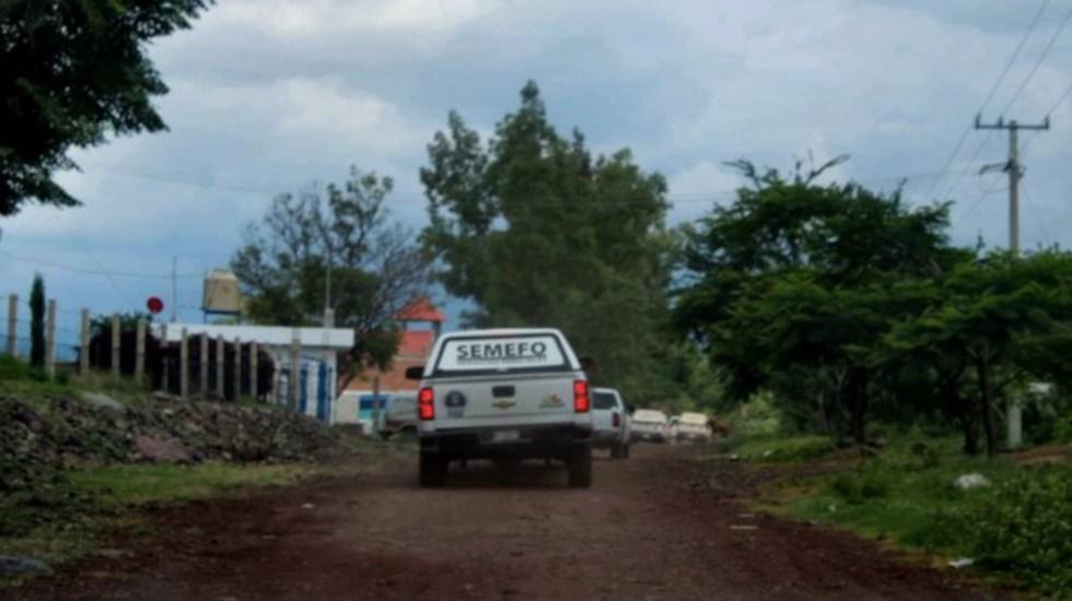 Localizan 16 cuerpos en fosas en Jacona, Michoacán - Localizan 16 cuerpos en fosas en Jacona, Michoacán. Foto de El Día de Michoacán