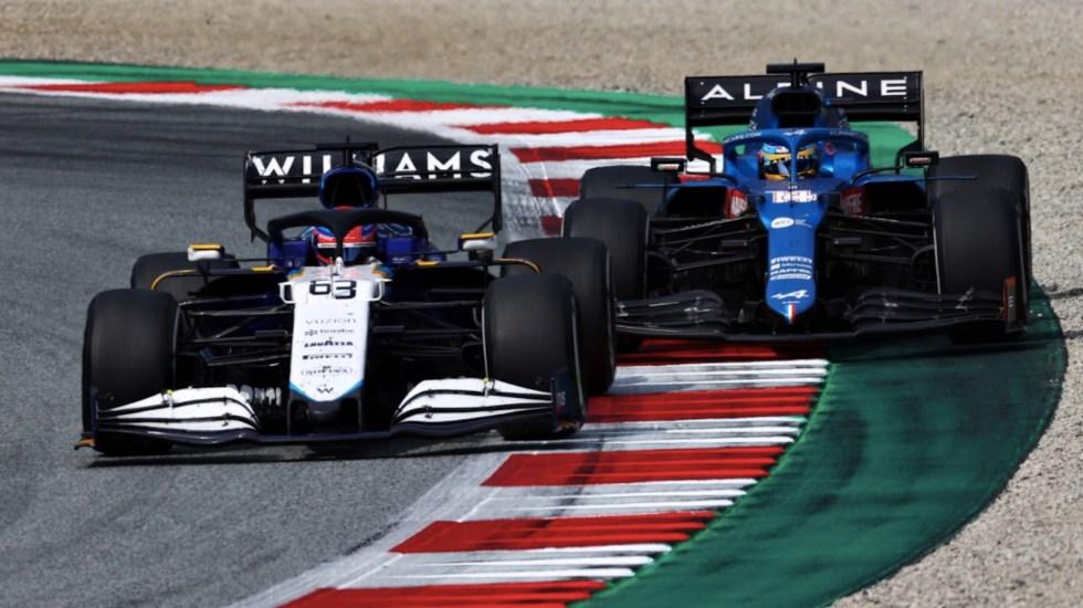 Reflejos del Gran Premio de Austria 2021 - Reflejos del Gran Premio de Austria 2021. Foto de F1