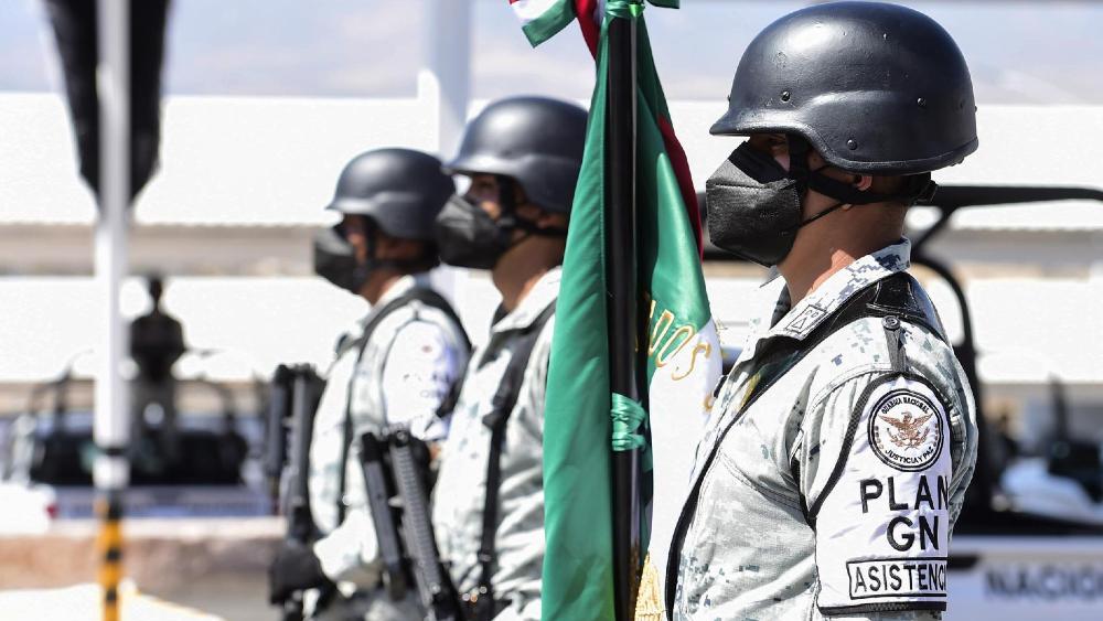 Progresiva militarización de la Guardia Nacional genera dudas - Guardia Nacional