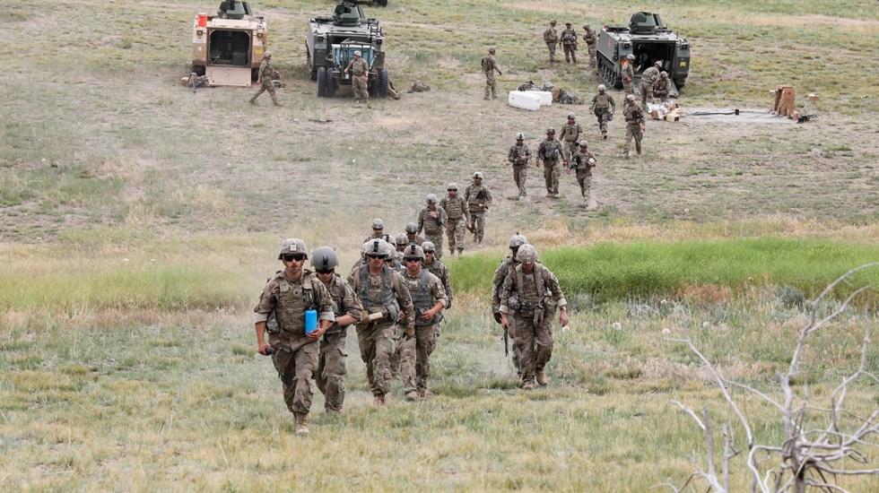 Dakota del Sur desplegará tropas en frontera con México - Guardia Nacional de Dakota del Sur. Foto de @SouthDakotaNationalGuard
