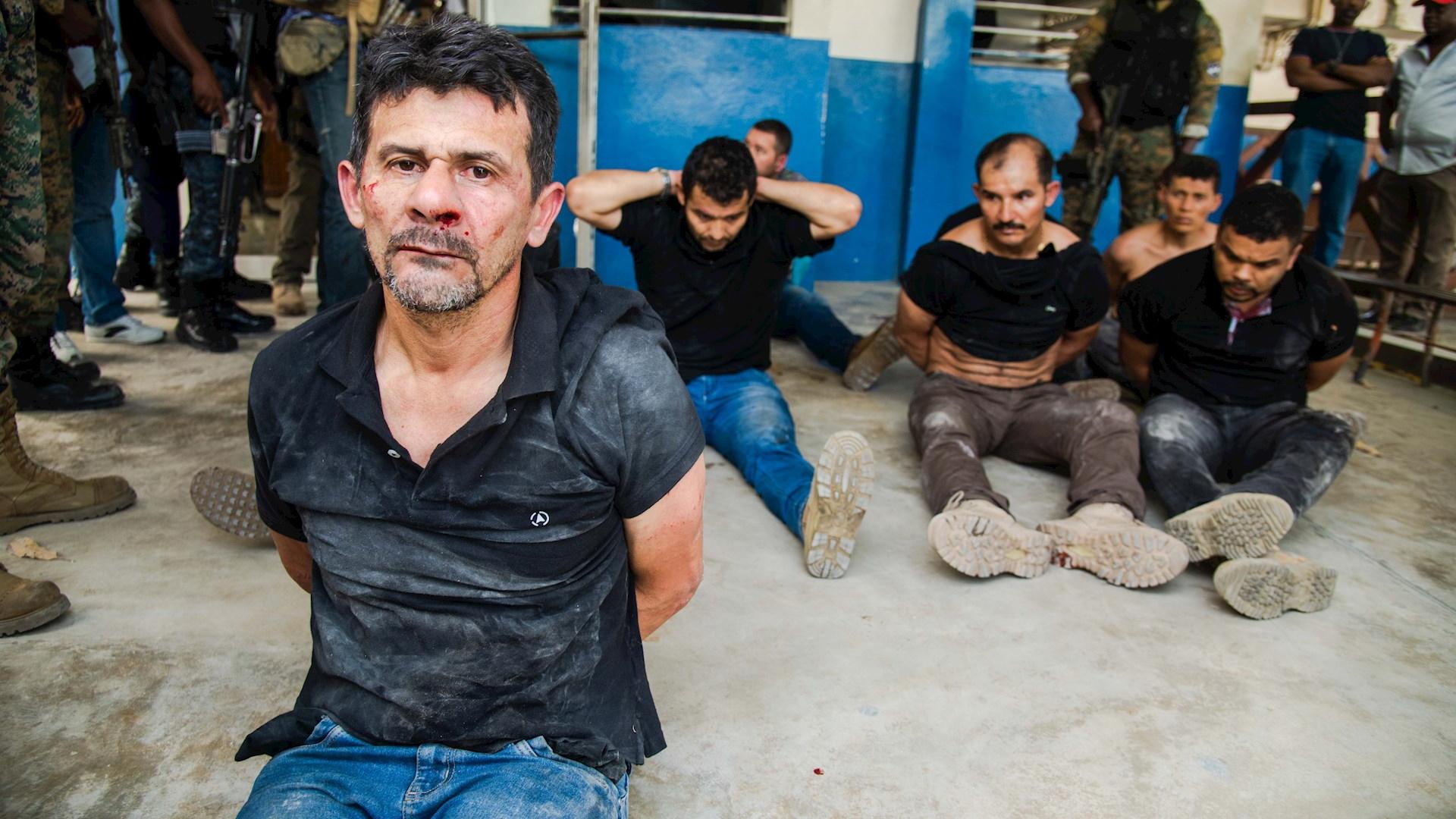 Haití detenidos asesinato Jovenel Moise 2