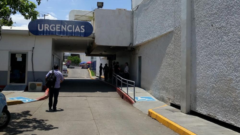 Hospital General Culiacán Sinaloa menores