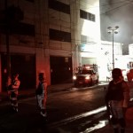 Completamente controlado incendio en fábrica de la Benito Juárez