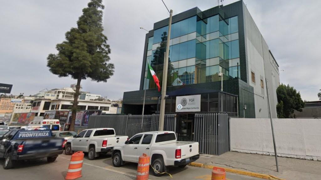 FGR en Tijuana resguarda millonario decomiso al crimen organizado - Instalaciones FGR en Tijuana Baja California
