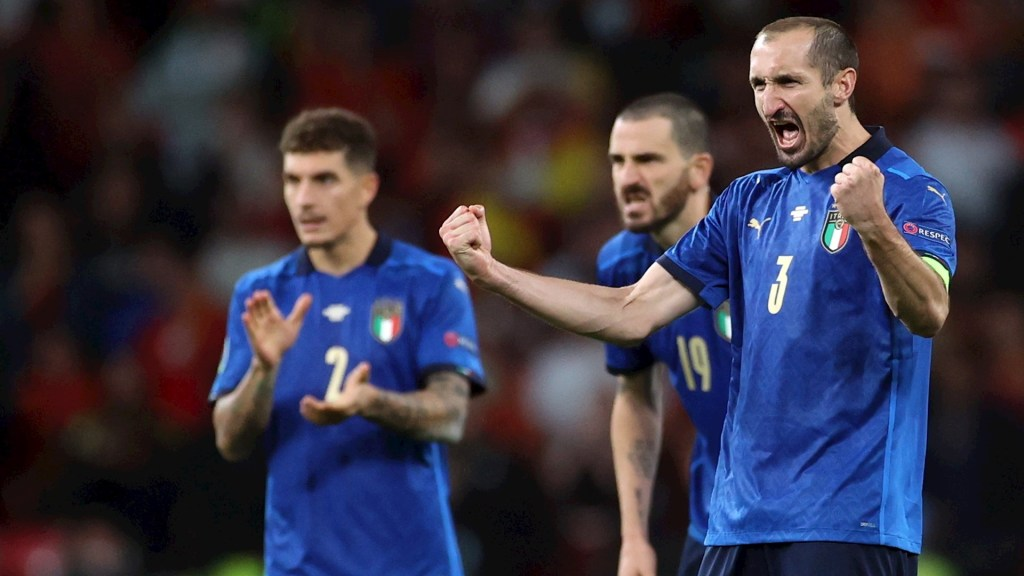Italia es el primer finalista de la Eurocopa; derrota a España en penales - Italia España partido futbol