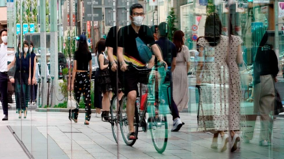La burbuja salvó los Juegos Olímpicos mientras los contagios se disparaban en Japón - Japón coronavirus COVID-19 Tokio