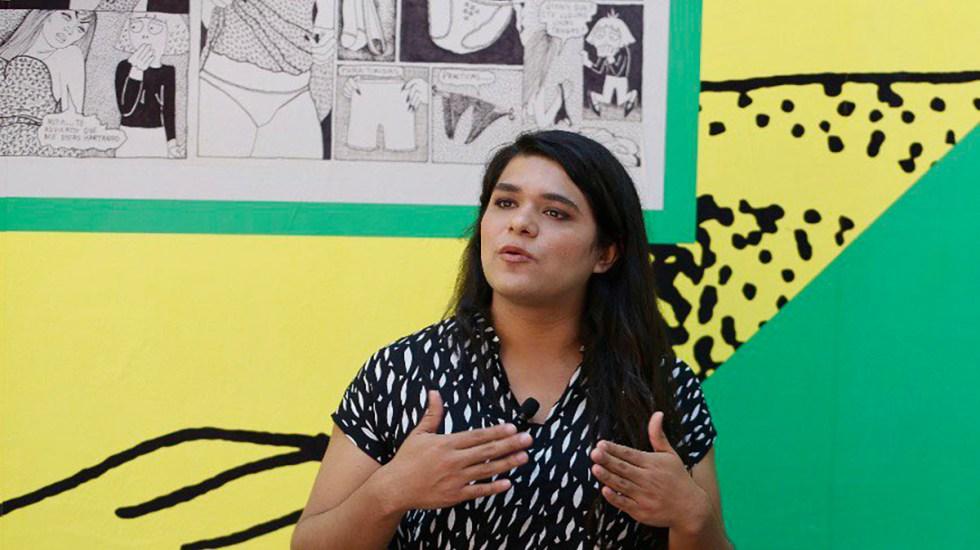 MTV premia a abogada mexicana por su defensa del Movimiento LGBTIQ+ - Jessica Marjane. Foto de @JessicaMarjane