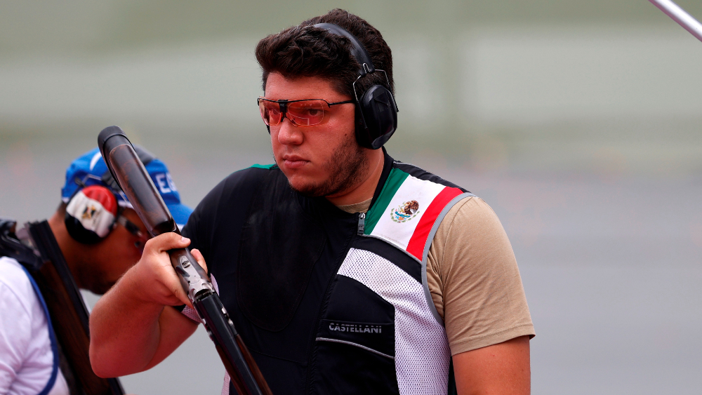 Histórico cuarto lugar para el mexicano Jorge Orozco en fosa - Jorge Martín Orozco