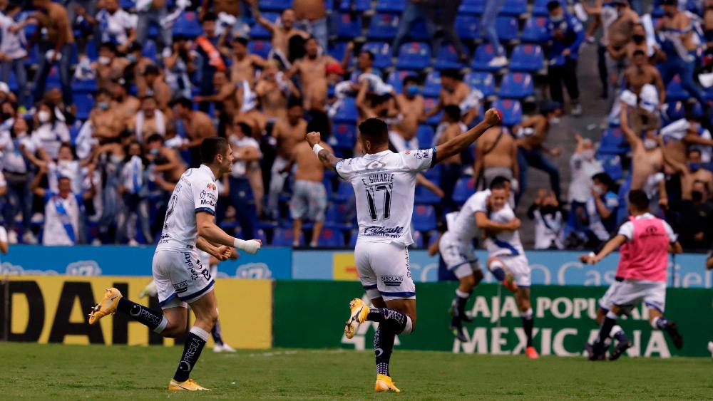 Liga MX aficionados grito