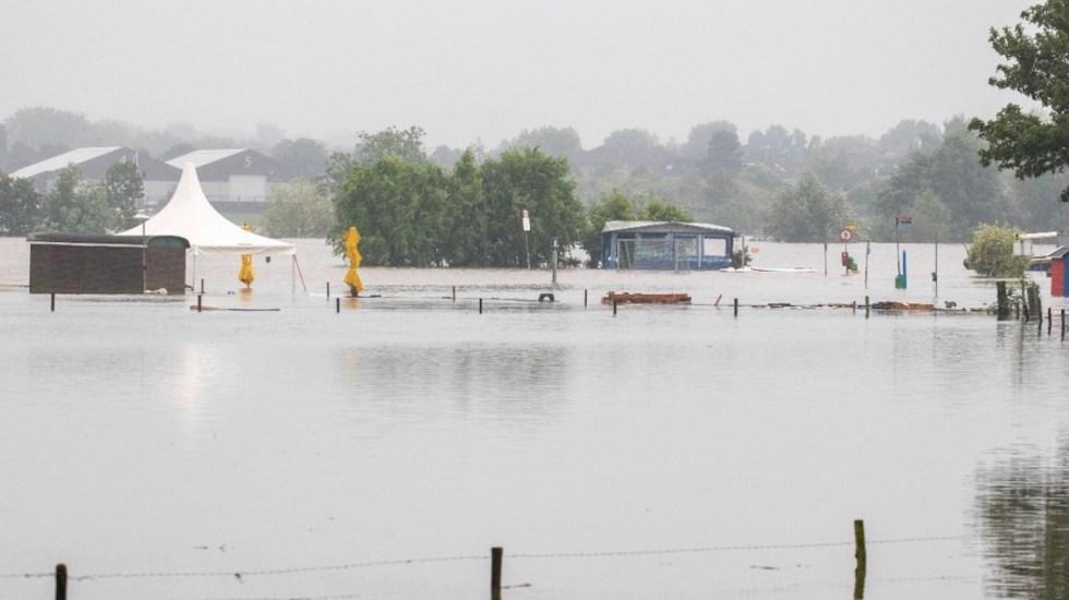 Inundaciones provocan la muerte de 11 personas en Bélgica, Luxemburgo y Países Bajos - Inundaciones provocan la muerte de 11 personas en Bélgica, Luxemburgo y Países Bajos. Foto de EFE
