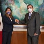Vicepresidenta de Colombia defiende a OEA ante propuesta de AMLO de reemplazarla