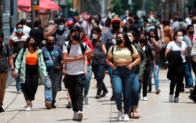 México tiene 3 meses de reducción en epidemia de COVID-19: López-Gatell - Ciudad de México CDMX covid coronavirus