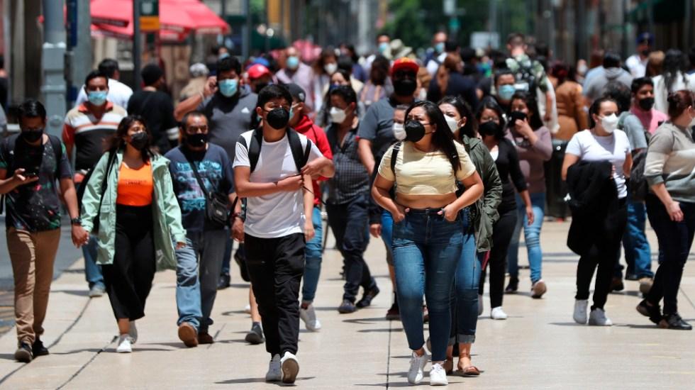 """Tendencia a la baja de COVID-19 en México no significa """"echar las campanas al vuelo"""": Dr. Arturo Erdely - Ciudad de México CDMX covid coronavirus"""