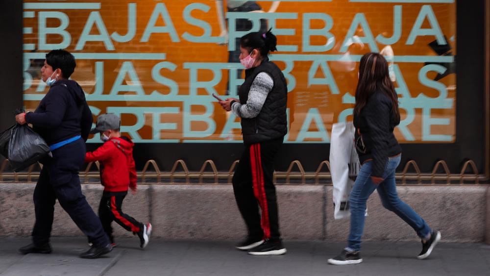 Economía de México crecerá un 6.3% en 2021, vaticina el FMI - México covid coronavirus