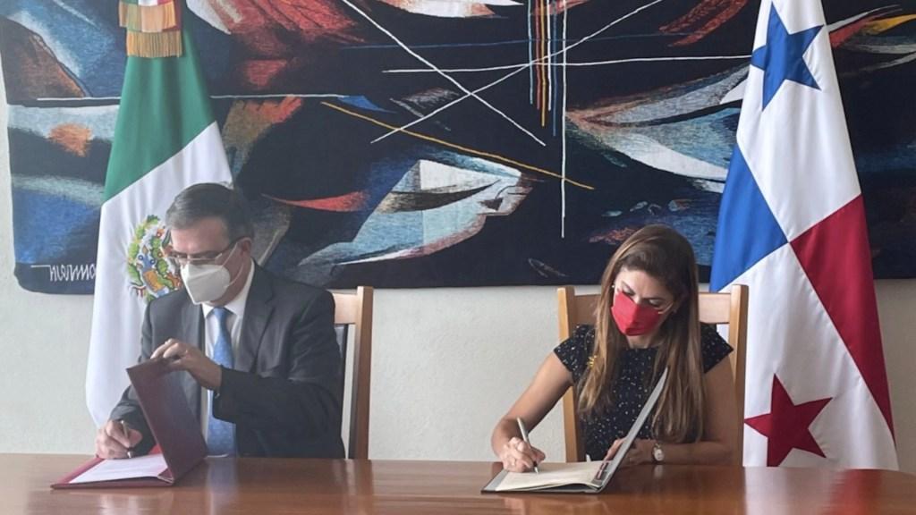 Panamá y México crean nuevo consejo de asociación bilateral. Foto de @maximilianoreyz